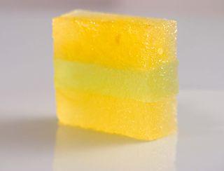 YellowGreenMelonTerrine