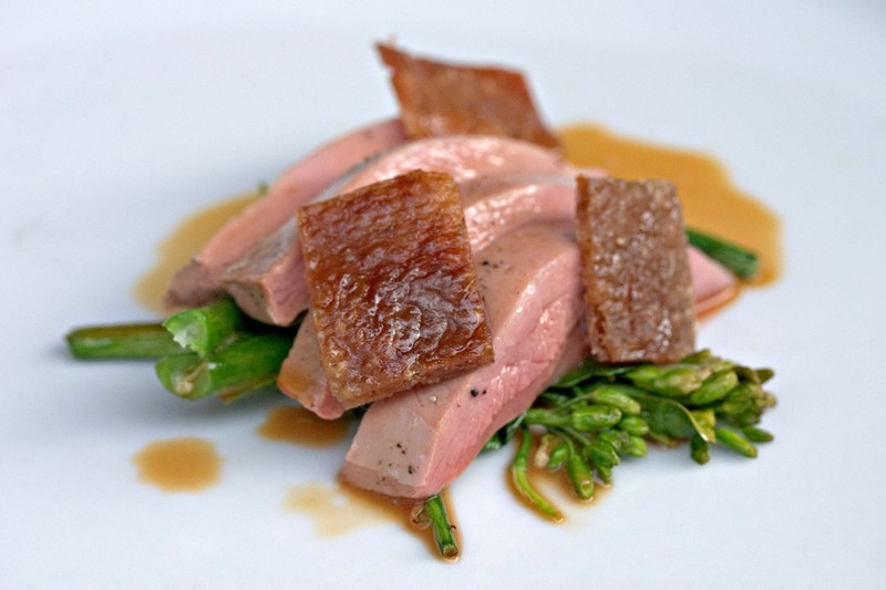 tea smoked duck breast recipe smoked duck tea smoked tea smoked duck ...
