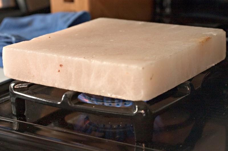 Heatingsaltblock