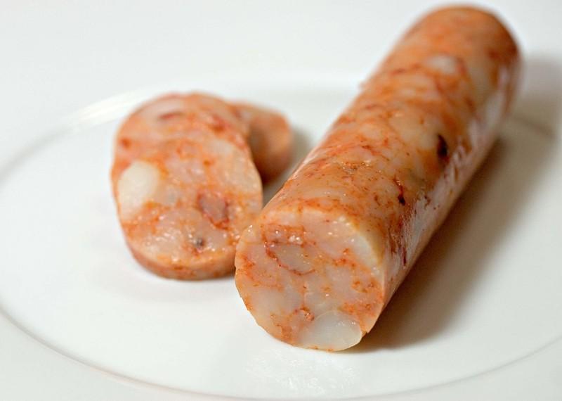 Shrimpchorizo