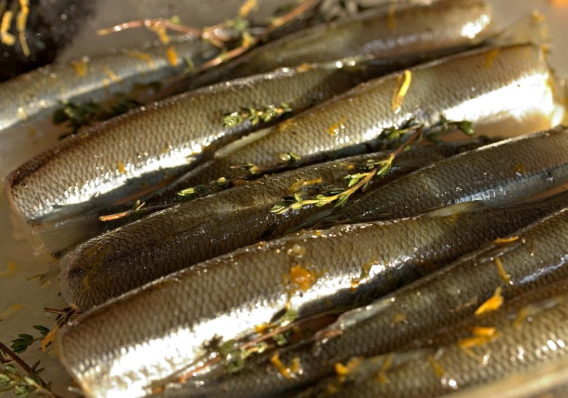 Marinatedsmelts