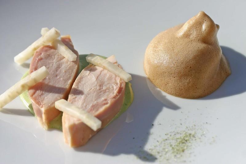 Chickenroastchickenbrinesmokedvinegarlov