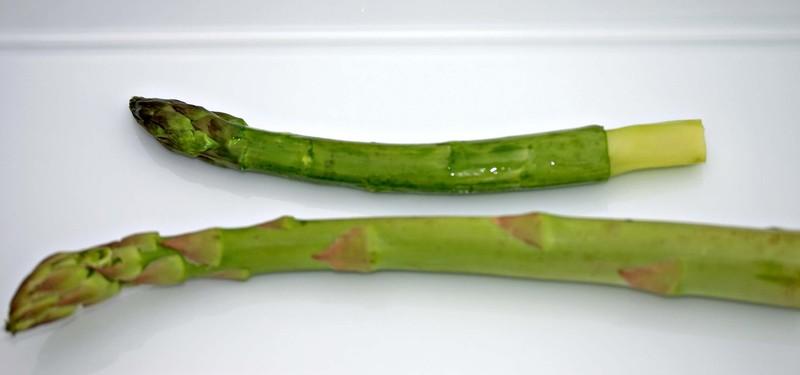 Compressedgreenasparagus