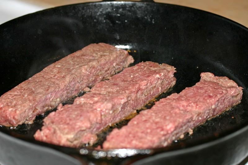 Cookingthelongburger