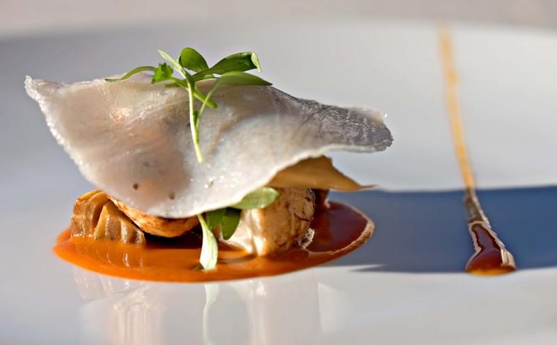 Cuttlefishsheetmatsutakemushroombasquepa
